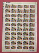 South Africa 2000 Sheet ROYAL ANGELFISH Fishes Animal Animals Marine Life Sealife Nature Fauna 20c Stamps MNH SG 1207 - Blocs-feuillets