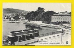 EPINAL Tramway Au Pont Carnot (LL) Vosges (88) - Epinal
