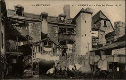 35 - RENNES - Cour Des Carmes - Rennes