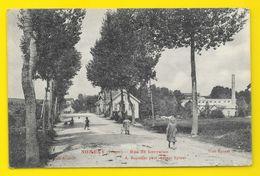 NOMEXY Rue De Lorraine (Bouteiller) Vosges (88) - Nomexy