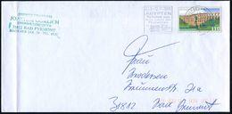 Hildesheim 2000 (26.6.) MWSt.: BRIEFZENTRUM 30/am/..ÄGYPTEN/Schätze Aus/dem Land Der/Pharaonen/ROEMER-/PELIZAEUS-/MUSEUM - Stamps