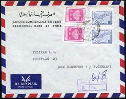 SYRIEN 1979 10 P. Dura-Europos (= Geflügelte Göttin) + 100 P.Imdugub-Mari = Fledermaus-Gott, Je Paar , Satzreine Frank.  - Stamps