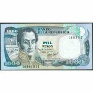 TWN - COLOMBIA 438e - 1000 1.000 Pesos 2.10.1995 UNC - Colombia