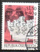 AUTRICHE  Exposition Philatélique De Vienne 1965 N°1020 - 1945-.... 2nd Republic