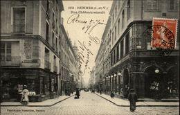 35 - RENNES - Rue Chateaurenault - Rennes