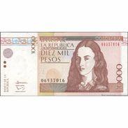TWN - COLOMBIA 453u - 10000 10.000 Pesos 4.9.2013 UNC - Colombie