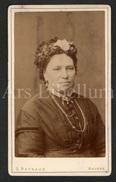 Photo-carte De Visite / CDV / Femme / Woman / Photographie G. Raynaud / Antwerpen - Foto's