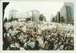 BELGIQUE -- Carte N° 143 Du SOIR - 20 Octobre 1996, La Marche Blanche. - Manifestations
