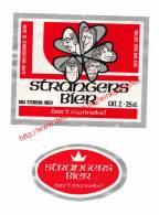 Strangers Bier - Brouwerij Sterkens Meer - Bière