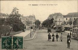 35 - RENNES - Avenue De La Gare - Tramway - Rennes