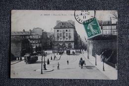 BREST - Place Des Portes, Entrée De La Ville - Brest
