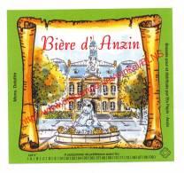 Bière D'Anzin - Brasserie Van Eecke - Beer