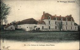35 - RENNES - Chateau De Coëtlogon - Rennes