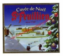 St Feuillien - Cuvée De Noël - Bier