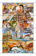 Libya 1995-The 26th Anniversary Of September Revolution M/sheet - Libia