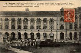 35 - RENNES - Prison De Femmes - Rennes
