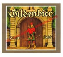 Gildenbier Diest - Brouwerij Haacht Boortmeerbeek - Bier