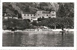 CPSM Lac D'Annecy Chavoires Restaurant De L'Ermitage - Annecy