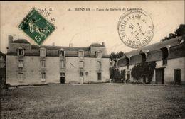 35 - RENNES - école Laiterie De Coëtlogon - Rennes