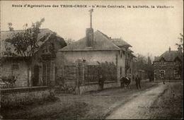 35 - RENNES - école D'agriculture - Rennes