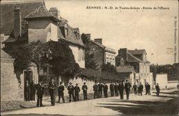 35 - RENNES - Oeuvre ND De Toutes Grace - Rennes