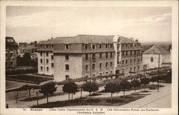 35 - RENNES - Office Public Départementale Des HBM - Cité Universitaire - Architecte Gallicier - Architecture - Rennes