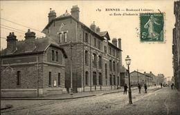 35 - RENNES - Bd Laënnec - école D'insdustrie - Rennes