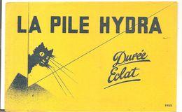 Buvard HYDRA La Pile HYDRA Durée Eclat - Accumulators