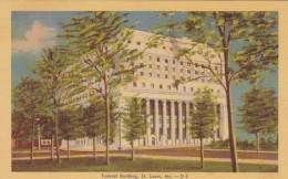 Missouri St Louis The Federal Building Dexter Press