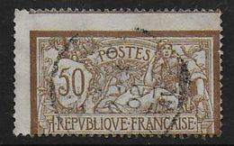Merson - N° 120d - Variété Piquage Décalé Haut Et Gauche - 1900-27 Merson