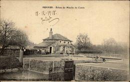 35 - RENNES - écluse Moulin Du Comte - Rennes