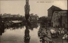 35 - RENNES - Lavoirs - Lavandières - Rennes
