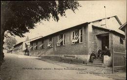 35 - RENNES - Hopital Militaire - Baraques - Rennes