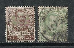 Italia_1901_Victor Manuel III - 1900-44 Victor Emmanuel III