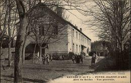 35 - RENNES - Foyer Jeanne D'Arc - Abri Du Soldat - Rennes