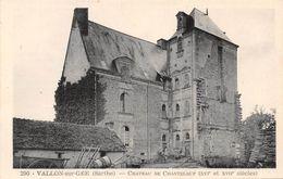 VALLON SUR GEE - Château De Chanteloup - Autres Communes