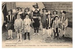 28 EURE ET LOIR - OZOIR LE BREUIL Séance Du Lundi De Pâques 1913 ... (voir Descriptif) - France