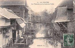 LA CHATRE - Les Tanneries Sur Les Bords De L'Indre - Très Bon état - La Chatre