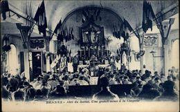 35 - RENNES - Abri Du Soldat - Messe - Rennes