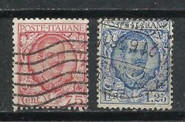 Italia_1925-27_Victoe Manuel III - 1900-44 Victor Emmanuel III