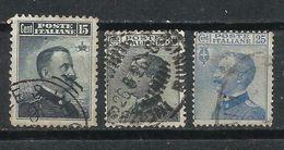 Italia_1906-08_Victor Manuel III - 1900-44 Victor Emmanuel III