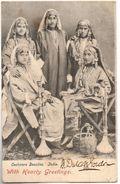 Cashmere Beauties.   India.   (Beautés De Cachemire.  L'Inde.) - India