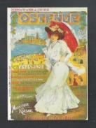 OSTENDE - FETES  DE 1902   (9061) - Oostende