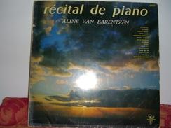 33 T    Récital  De  Piano   Par   Aline  Van  Barentzen - Instrumental