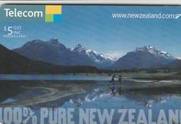 New Zealand - Lake Diamond - Nieuw-Zeeland