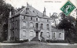Brousseval - Le Chateau  - 4P37b - France