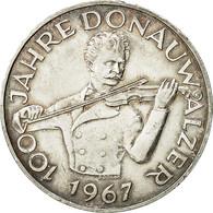 Autriche, 50 Schilling, 1967, SUP, Argent, KM:2902 - Autriche