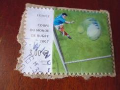 OBLITERATION CHOISIE  SUR TIMBRE    YVERT N° 4080 - France