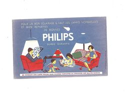 Buvard  Lampes Philips  Le Salon - Electricité & Gaz