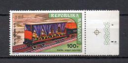 MADAGASCAR PA N° 127  NEUF SANS CHARNIERE  COTE  2.20€  TRAIN - Madagascar (1960-...)